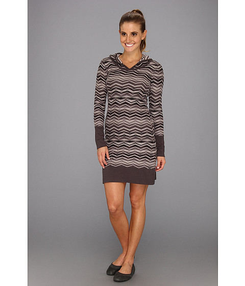 Prana - Meryl Sweater Dress (Coal) Women's Dress