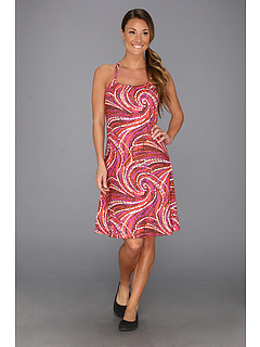 SALE! $29.99 - Save $45 on Prana Quinn Dress (Paprika Swirl) Apparel - 60.01% OFF $75.00