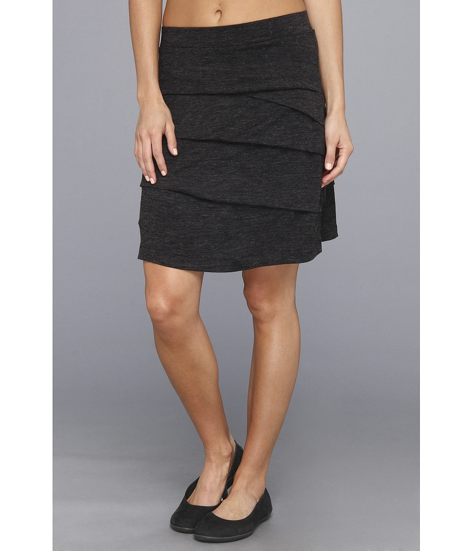 Prana Leah Skirt (Black) Women
