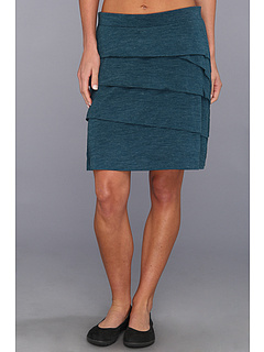 SALE! $29.99 - Save $39 on Prana Leah Skirt (Ink Blue) Apparel - 56.54% OFF $69.00