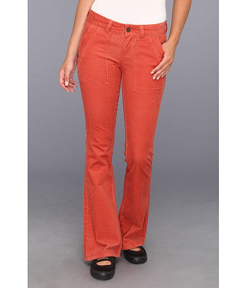 UPC 883741683929 - Prana Adelle Cord Pant (Indian Red) Women's ...