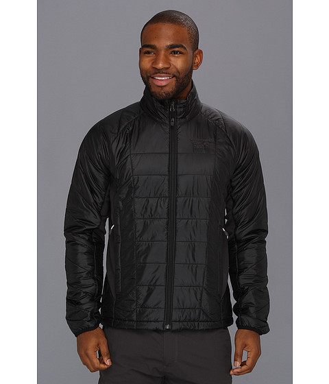 Mountain Hardwear - Zonic Jacket (Black) Men's Coat