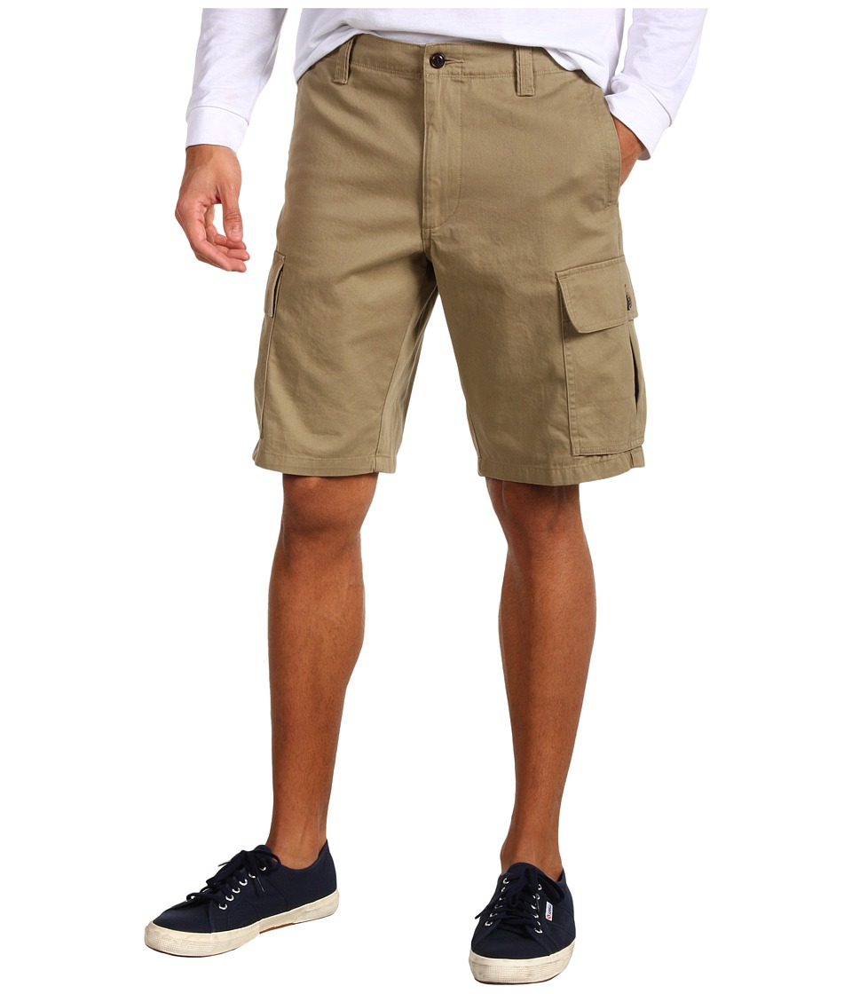 Dockers Men's - Core Cargo Short (New British Khaki) Men's Shorts