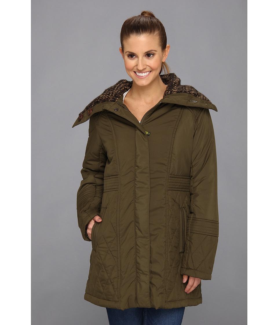 Prana - Arden Jacket (Ivy) Women's Coat