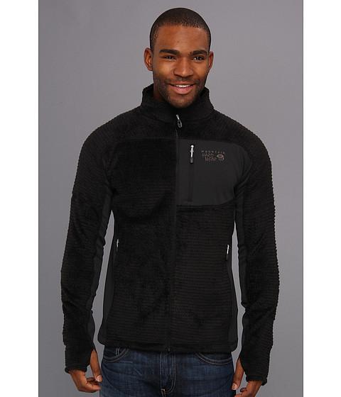 Mountain Hardwear - Hoodless Monkey Man Grid Jacket (Black) Men