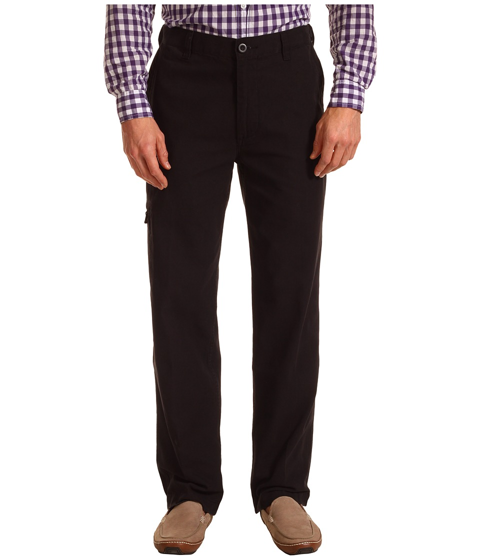 Dockers Men's - Comfort Cargo D3 Classic Fit (Black) Men's Casual Pants