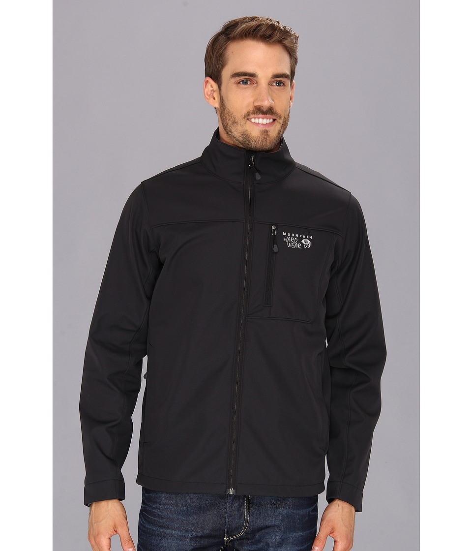 Mountain Hardwear - Android II Jacket (Black) Men's Coat