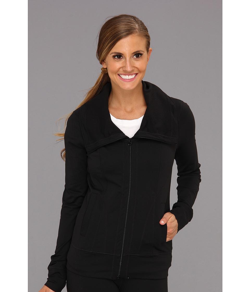 Prana - Cori Jacket (Black) Women's Coat