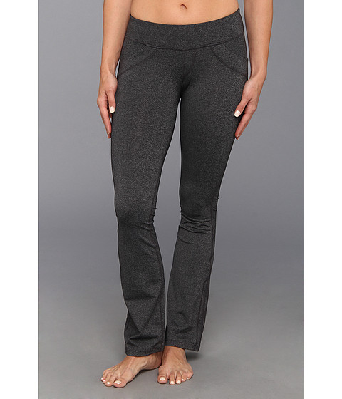 Prana - Drew Pant (Charcoal Heather) Women's Casual Pants