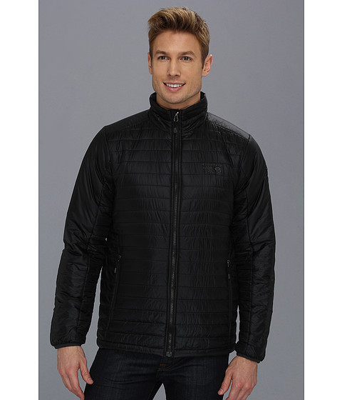 Mountain Hardwear - Thermostatic Jacket (Black) Men's Coat
