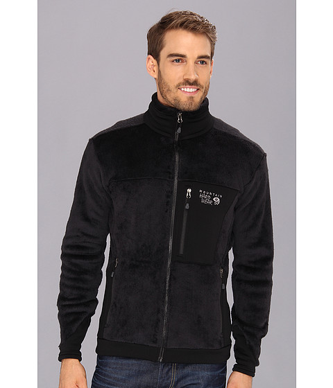 Mountain Hardwear - Monkey Man 200 Jacket (Black/Black) Men's Jacket