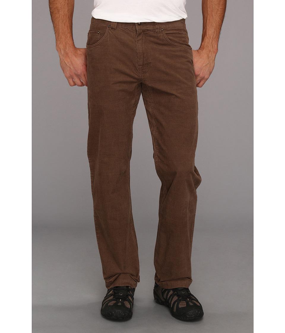 Prana - Saxton Pant (Mud) Men's Casual Pants