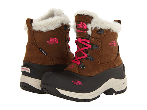 The North Face Kids - McMurdo Boot (Toddler/Little Kid/Big Kid) (Sepia Brown/Demitasse Brown) Girls Shoes