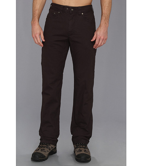 Prana - Bronson Lined Pant (Charcoal) Men's Casual Pants