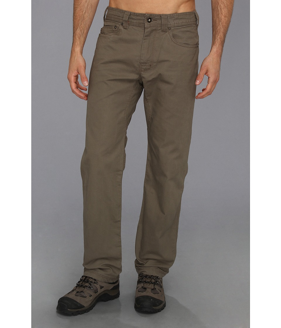 Prana - Bronson Lined Pant (Mud) Men's Casual Pants
