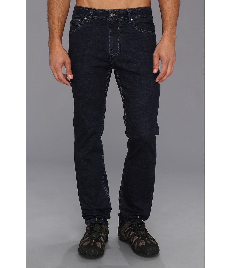 Prana - Theorem Jean (Dark Indigo) Men's Jeans