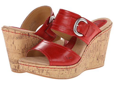 b.o.c. Veda (Raise Red) Women's Wedge Shoes