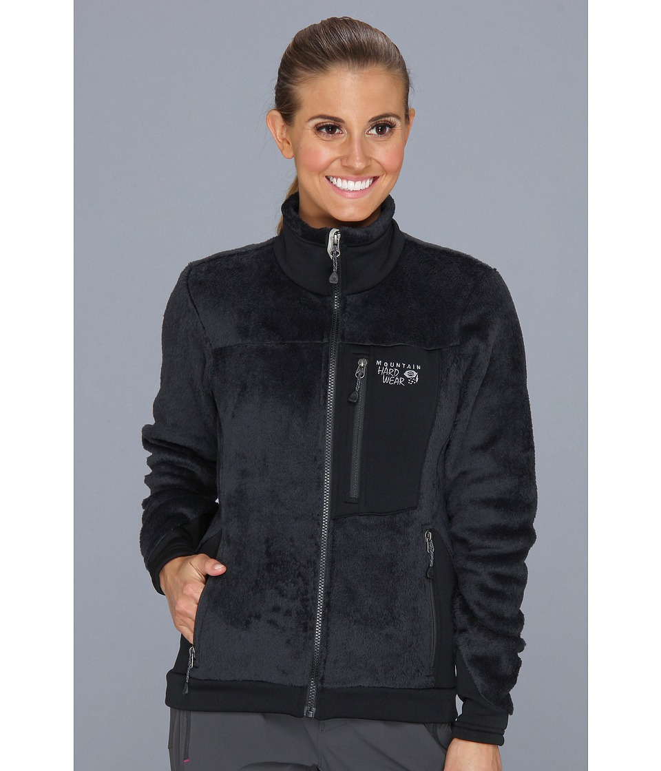 Mountain Hardwear - Monkey Woman 200 Jacket (Black/Black) Women's Jacket