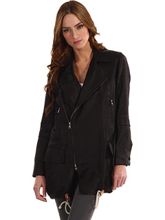 SALE! $461.99 - Save $1078 on Y`s by Yohji Yamamoto K Removable Sleeve Jacket (Black) Apparel - 70.00% OFF $1540.00