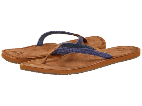 Reef - Gypsy Macrame (Indigo) Women's Sandals