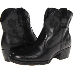 Born Riven (Black) Footwear