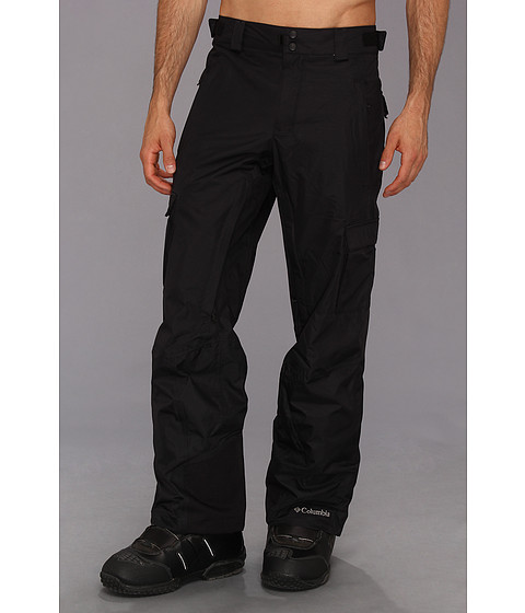 Columbia - Ridge 2 Run II Pant (Black) Men