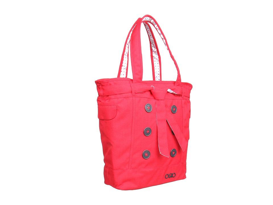 OGIO - Hamptons Tote (Red) Tote Handbags
