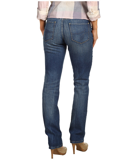 Jag Jeans - Petite Lucy Straight in Por (Por) Women's Jeans
