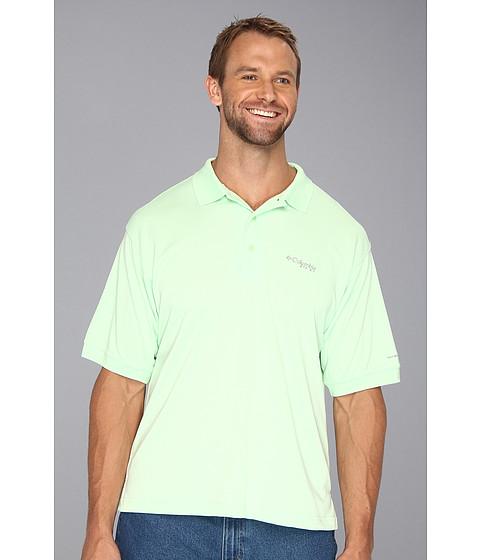 Columbia - Perfect Cast Polo (Key West) Men's Short Sleeve Pullover