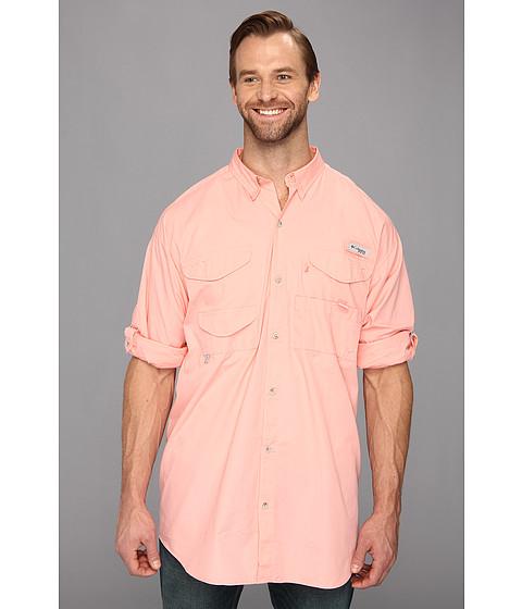 Columbia - Big Tall Bonehead Long Sleeve Shirt (Sorbet) Men