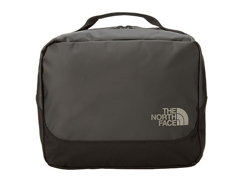 The North Face - Base Camp Flat Travel Kit (TNF Black) Toiletries Case