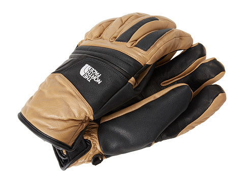 The North Face - Hooligan Glove (Utility Brown/TNF Black) Ski Gloves
