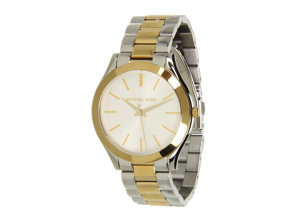 Michael Kors - MK3198 - Slim Runway (Two Tone) Watches