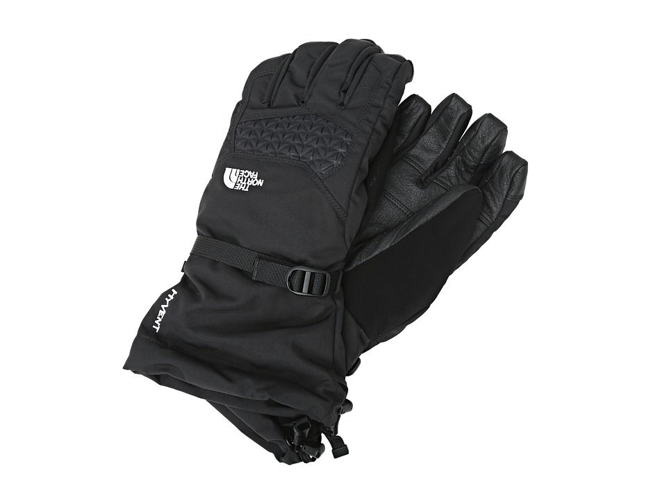 The North Face - Men's Etip Facet Glove (TNF Black 2) Extreme Cold Weather Gloves