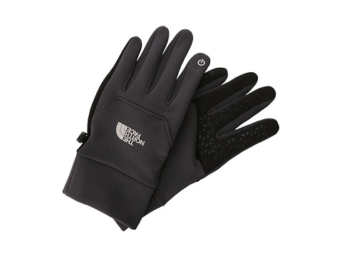 The North Face - Etip Glove (Asphalt Grey) Extreme Cold Weather Gloves