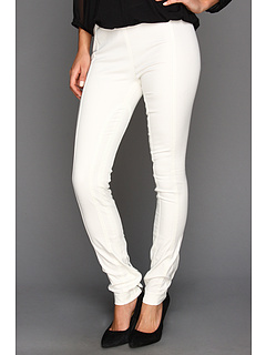 SALE! $49.99 - Save $88 on BCBGMAXAZRIA Slater Paneled Legging (White) Apparel - 63.78% OFF $138.00