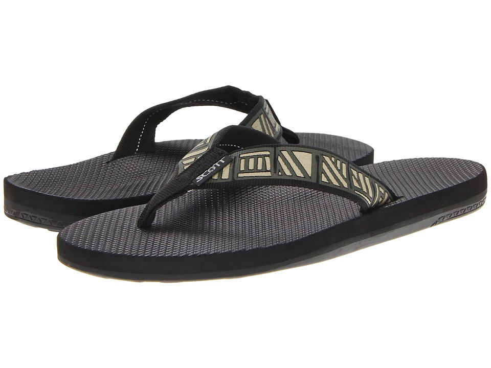 Scott Hawaii - Manoa (Kanu) Men's Sandals
