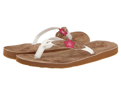 Scott Hawaii - Lohia (White) Women's Sandals