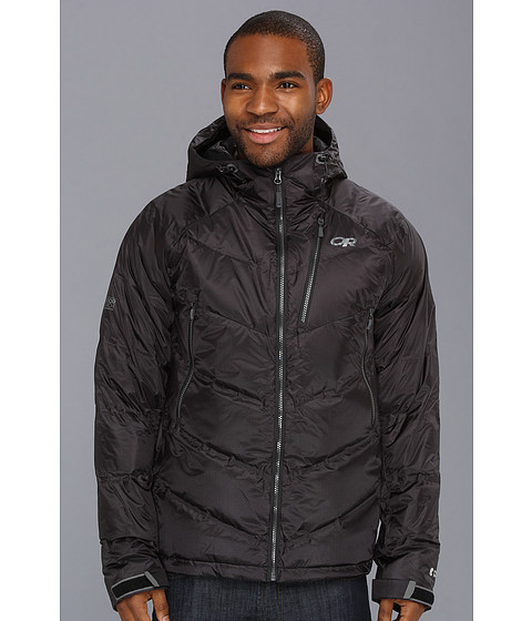 Outdoor Research - Floodlight Jacket (Black/Charcoal) Men's Coat