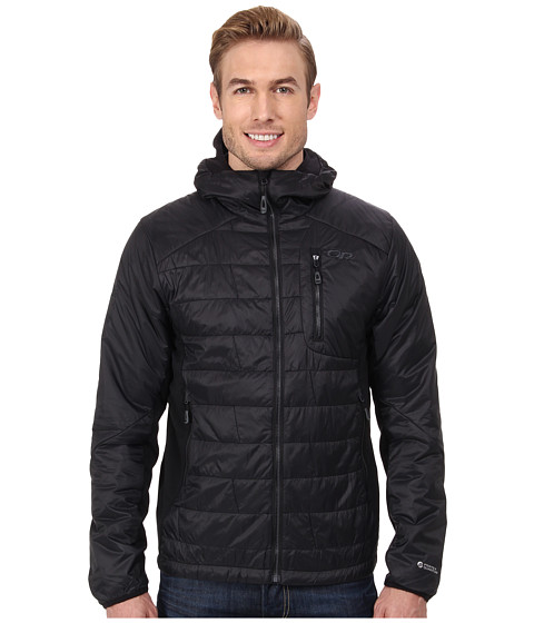 Outdoor Research - Halogen Hoody (Black/Charcoal) Men