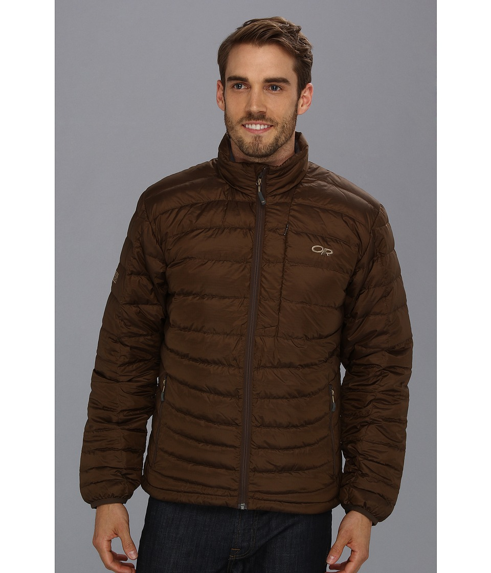 Outdoor Research - Transcendent Sweater (Earth/Cafe) Men's Coat