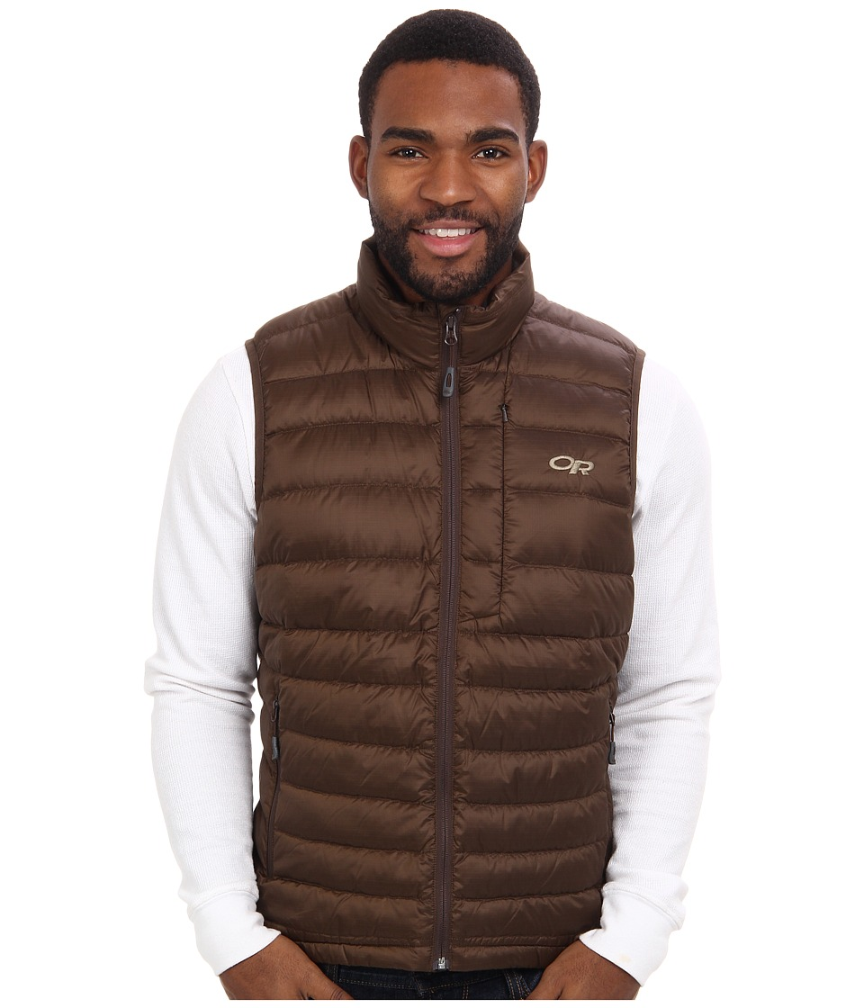 Outdoor Research - Transcendent Vest (Earth/Caf ) Men's Vest