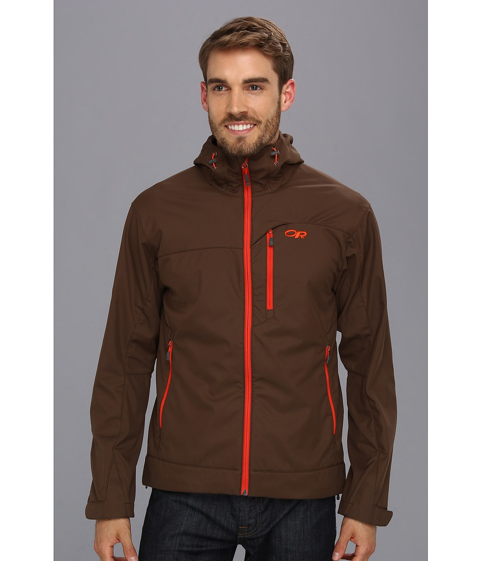 Outdoor Research - Transfer Hoody (Earth/Diablo) Men's Coat