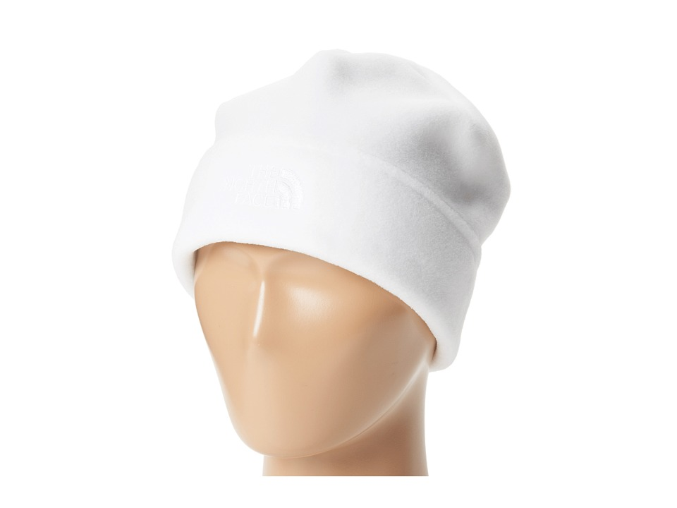 The North Face - TNF Standard Issue Beanie (TNF White) Cold Weather Hats
