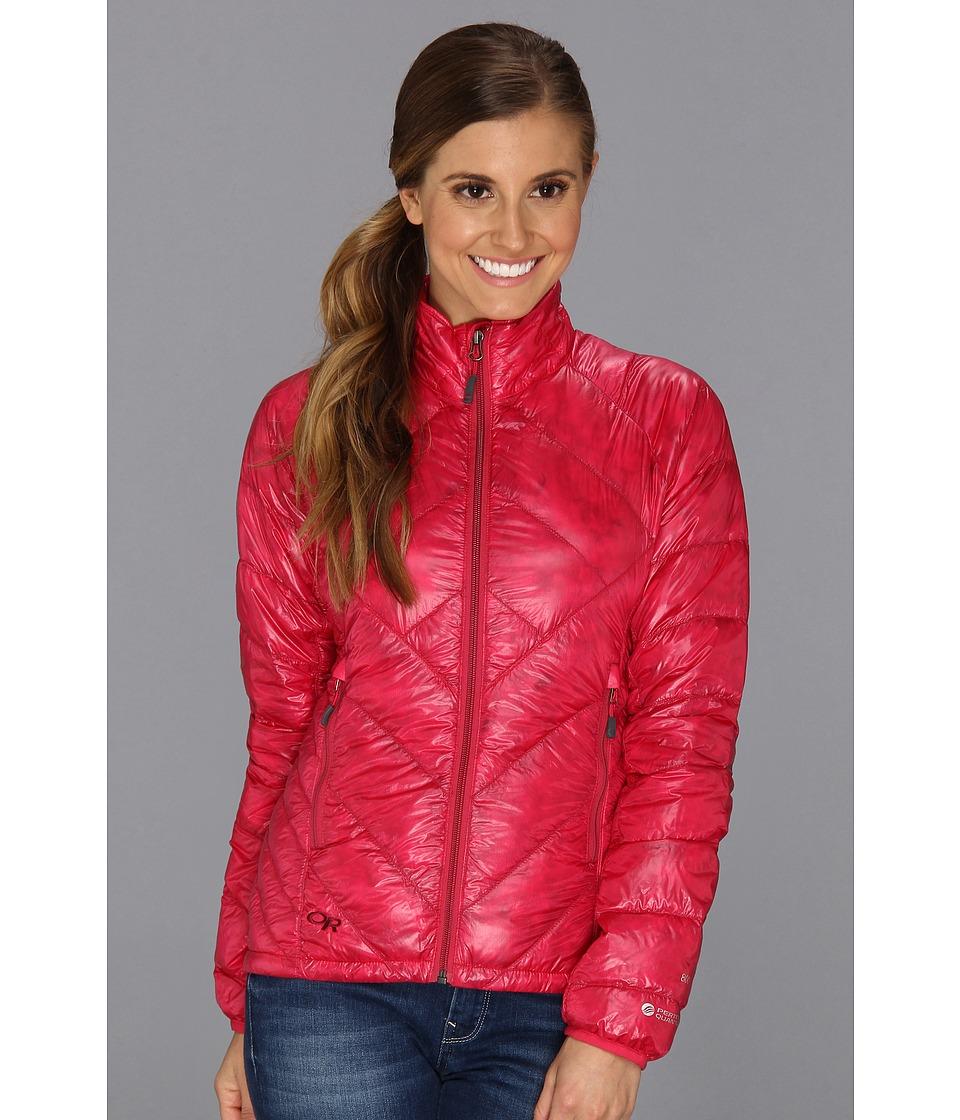 Outdoor Research - Filament Jacket (Desert Sunrise/Mulberry) Women's Coat