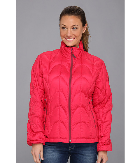 Outdoor Research - Aria Jacket (Desert Sunrise/Mulberry) Women