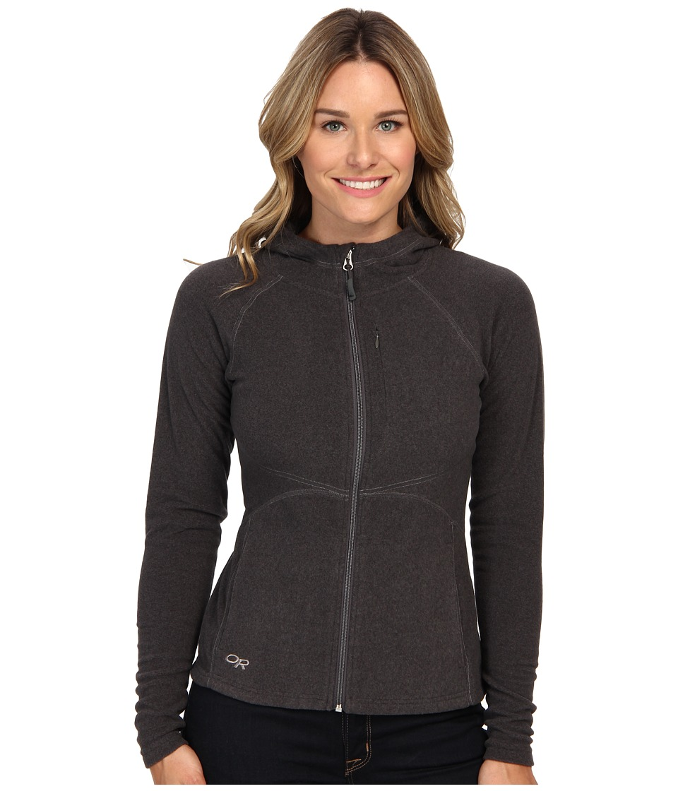 Outdoor Research - Soleil Hoody (Charcoal) Women's Clothing
