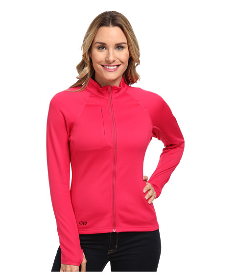Outdoor Research - Radiant Hybrid Jacket (Desert Sunrise) Women's Fleece