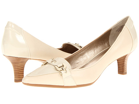 Circa Joan & David - Prvue (Ivory Leather) High Heels