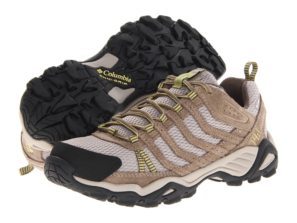 Columbia - Helvatia (Tusk/Firefly) Women's Shoes